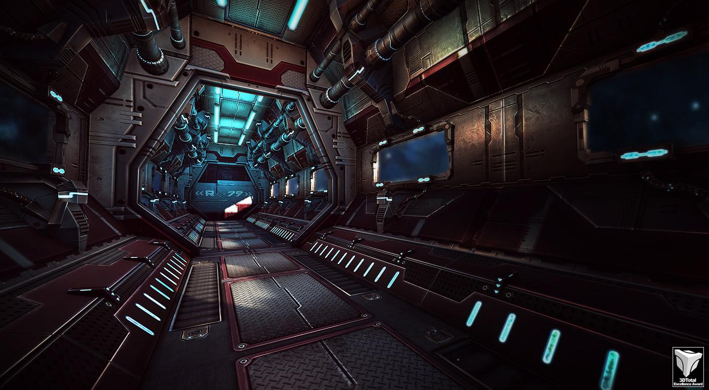 alien inside ship - HD1400×771